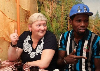 Nigerian man, 32, married to 50-year-old Russian woman dies of massive heart attack at a club
