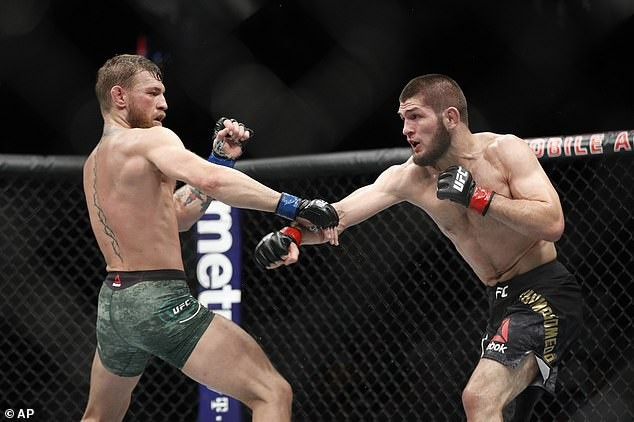 UFC star Conor McGregor admits he was severly beaten by Khabib Nurmagomedov at UFC 229