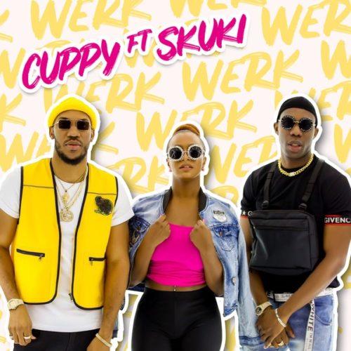 New Music Video: Cuppy ft Skuki - Werk
