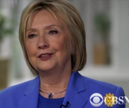 Hillary Clinton says her husband, Bill Clinton's affair with Monica Lewinsky was not an abuse of power (video)
