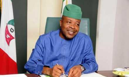 Imo government officials are attempting to blackmail me – Governor-elect Ihedioha