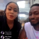 Nina and Miracle reconcile in Ghana
