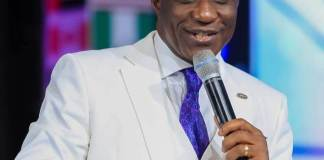 Walking In The Supernatural By Pastor David Ibiyeomie