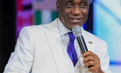 Salvation Ministries Live Service 11 November 2018 With Pastor David Ibiyeomie