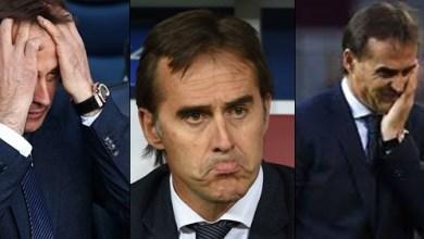 Real Madrid sacks Julen Lopetegui