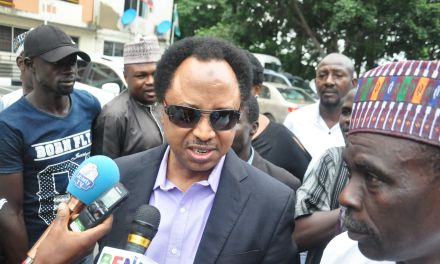 Senator Shehu Sani joins new political party
