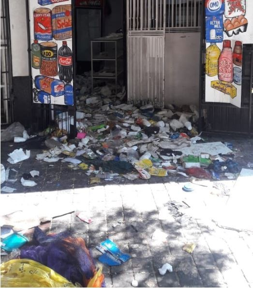 Nigerian-owned shops burnt in South Africa in fresh Xenophobic attacks