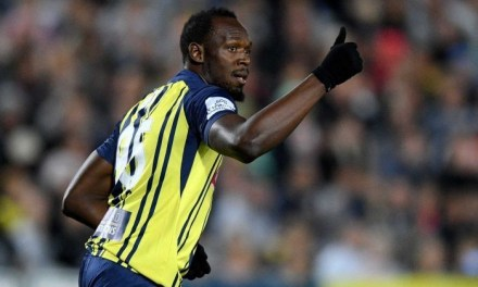 Usain Bolt gives up on professional football career