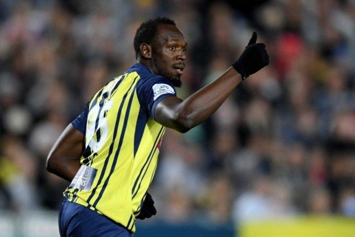 Usain Bolt offered professional football deal by Maltese champions Valletta FC