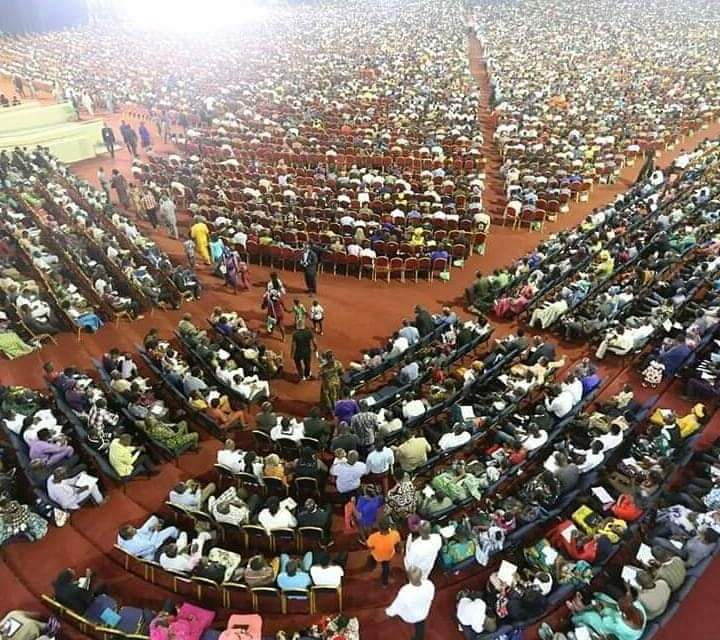 24 March 2019 Dunamis Live Service From The Glory Dome