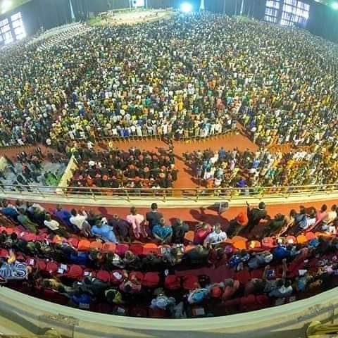 Dunamis Live Service: The End of Year Thanksgiving Service @ Glory Dome