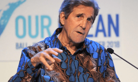 Former U.S secretary of state John Kerry says he's considering running for president in 2020