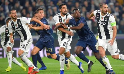 UEFA Champions League Updates - Manchester United scored twice in the last four minutes to come from behind and secure a 2-1 away Champions