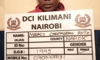 Kenyan mother strangles her baby, disposes body at dumpsite