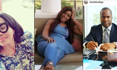 """Linda Ikeji Stole Sholaye Jeremi Sperm After Sex In A Hotel"", says Kemi Olunloyo"