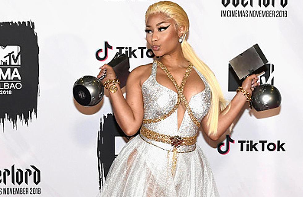 Nicki Minaj makes history with 100 entries on Billboard Hot 100