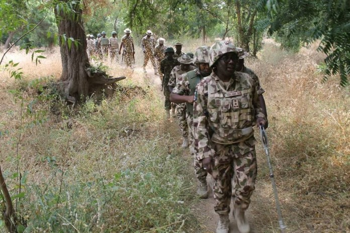 Boko Haram terrorists have started using drones and foreign fighters - Nigerian Army