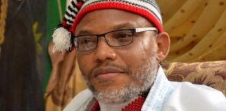 Nnamdi Kanu blasts Nigeria Senate over confirmation of Tanko as CJN