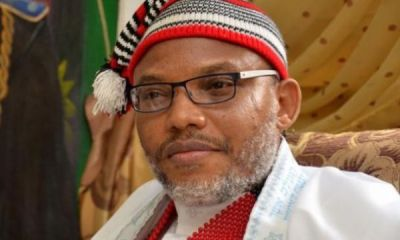 Nnamdi Kanu finally reveals how he escaped from Nigeria