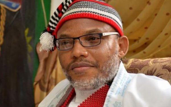 Nnamdi Kanu blasts Nigeria Senate over confirmation of Tanko as CJN