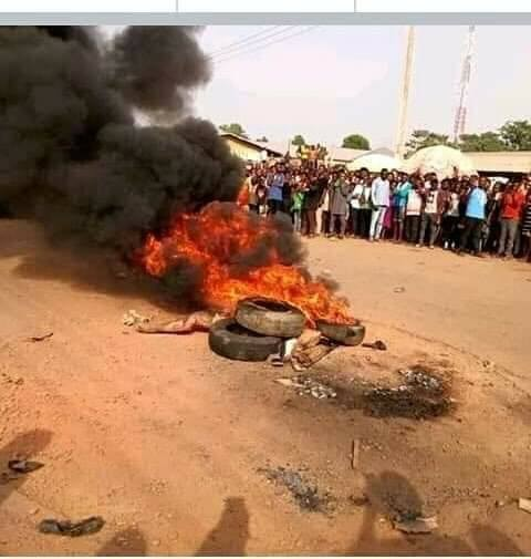 Suspected female thief burnt to death in Cross Rivers