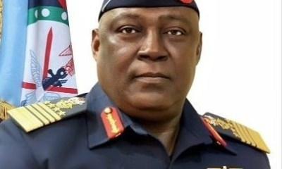 Six NAF personnel attached to ex-CDS Alex Badeh, sent to jail