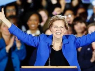 Senator Elizabeth Warren declares to run for presidency in 2020 against Trump