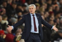 Southampton sack manager Mark Hughes after Manchester United draw