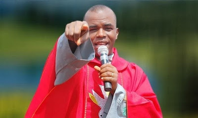 Why I was detained, Mbaka breaks silence