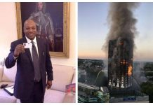 Nigerian man convicted for lying his family died in fire accident