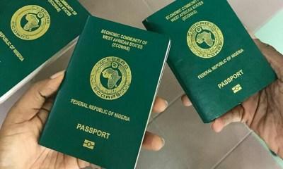 Nigerian passport validity