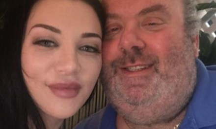 Retired porn star's Instagram tribute to her dead sugar daddy who Is haunting her goes viral