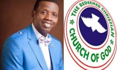 Live Broadcast: RCCG Monthly Thanksgiving 2 December 2018
