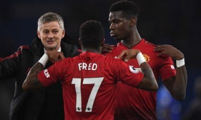 EPL: Pogba and Solskjaer put smiles back on Man Utd fans faces