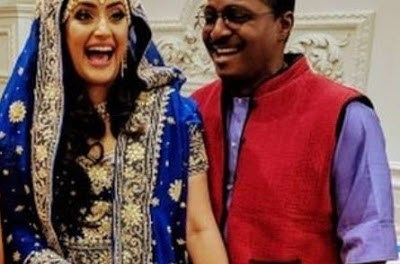 Toyin Subair ties the knot with Indian lover