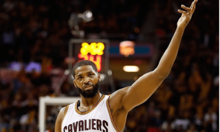 Tristan Thompson is fined $15K for flipping the middle finger at fans during Cleveland Cavaliers-Brooklyn Nets game