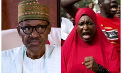Aisha Yesufu blasts Buhari over Zamfara killings