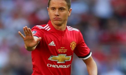 Ander Herrera takes final decision on future with Manchester United