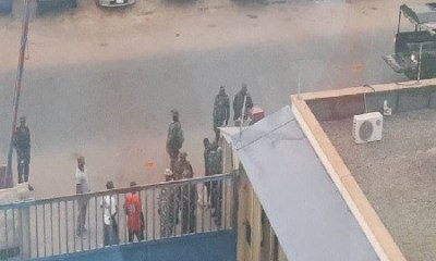 Army releases Daily Trust Maiduguri editor