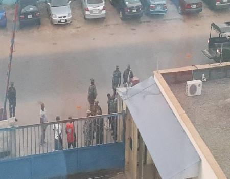Nigerian Army releases Daily Trust Maiduguri editor