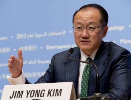 World Bank president Jim Yong Kim resigns