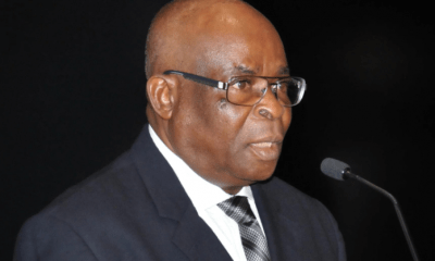 Justice Onnoghen arrives CCT for arraignment