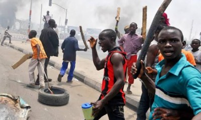 Violence in Anambra