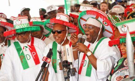 What Atiku, Secondus said at PDP final rally in Adamawa