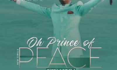 Dr. Pastor Paul Enenche releases new single 'Oh Prince of Peace'