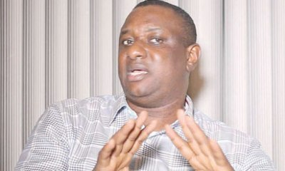 Buhari removes Festus Keyamo as Minister