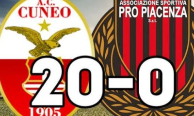 Pro Piacenza kicked out of third division 'Serie C