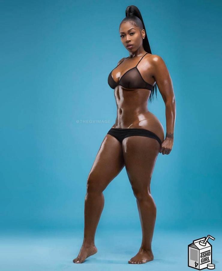 Kash Doll nude photos