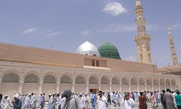 6-year-old boy beheaded in Saudi Arabia in front of his screaming mum for belonging to the wrong religion