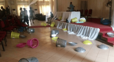 Thugs invade polling unit, snatch ballot boxes in Nassarawa